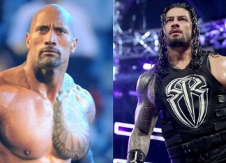 Asesino de rumores en la planificación de WWE The Rock vs. Roman Reigns for WrestleMania 35