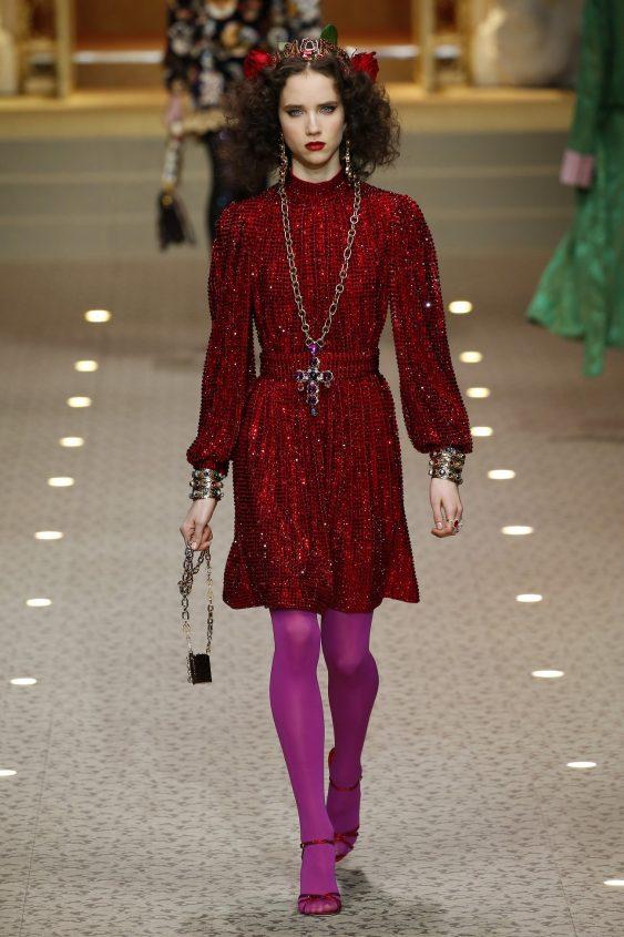 Dolce & Gabbana FW 18