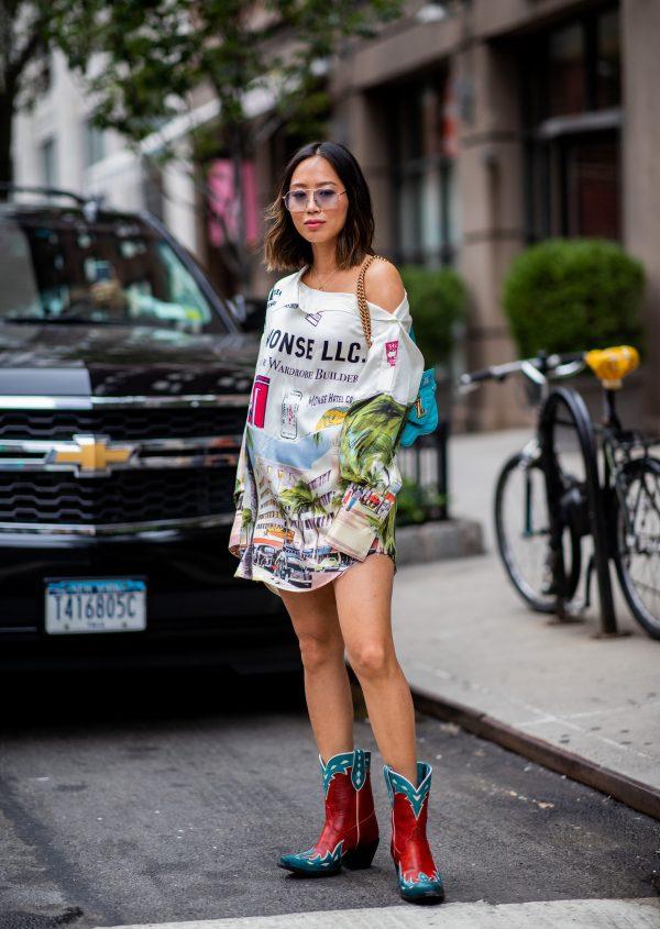 Street Style - Semana de la Moda de Nueva York Septiembre de 2018 - 3 ° día