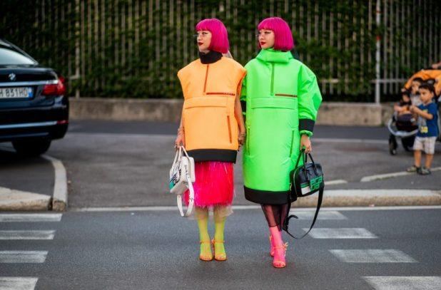 Street Style: 20 de septiembre - Semana de la Moda de Milán Primavera / Verano 2019