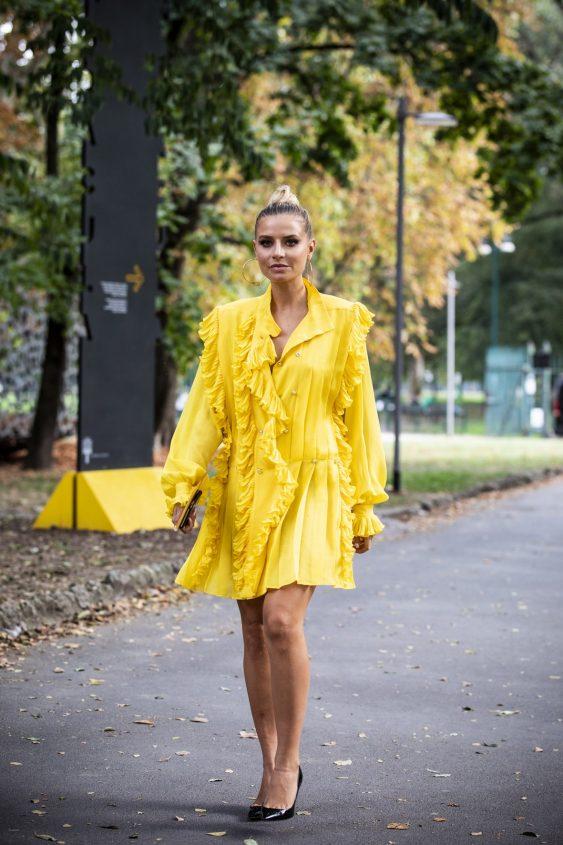 Street Style : 22 de septiembre - Semana de la Moda de Milán Primavera / Verano 2019