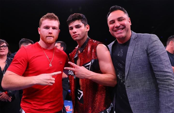 14 de septiembre, crea un frenesí entre los promotores de boxeo