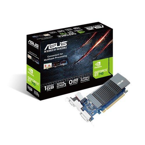 ASUS GeForce GT 710 GeForce GT 710 1GB GDDR5 – Tarjeta …