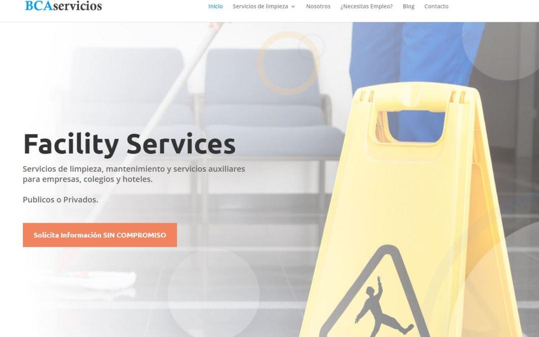 GSiconstructora anuncio colaboracion con empresa de limpieza BCAservicios