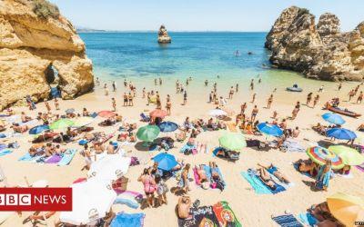 Coronavirus: Portugal se agrega a la lista de exenciones del Reino Unido mientras se elimina Croacia
