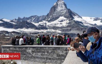 Coronavirus: Suiza es la última en ingresar a la lista de cuarentena del Reino Unido