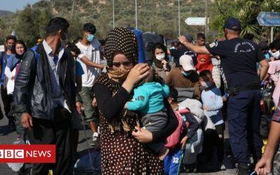 Migrantes Moria: países europeos acuerdan traer menores tras el incendio