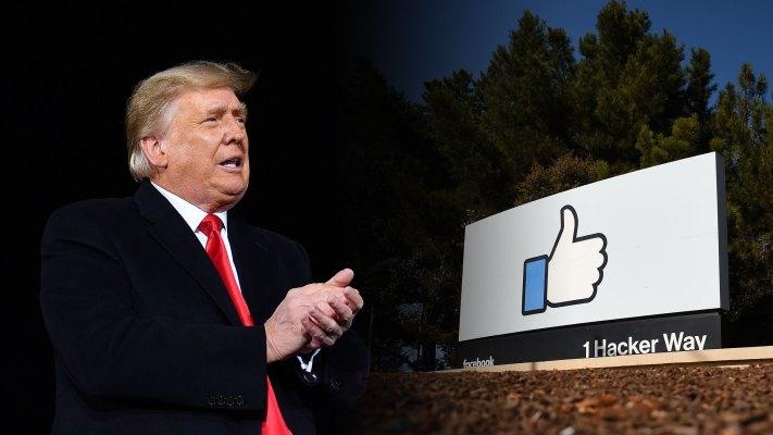 El organismo de revisión de decisiones de Facebook tardará 'semanas' más en la llamada de prohibición de Trump