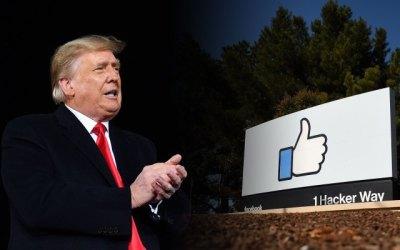 Para Trump y Facebook, el día del juicio está a la vuelta de la esquina