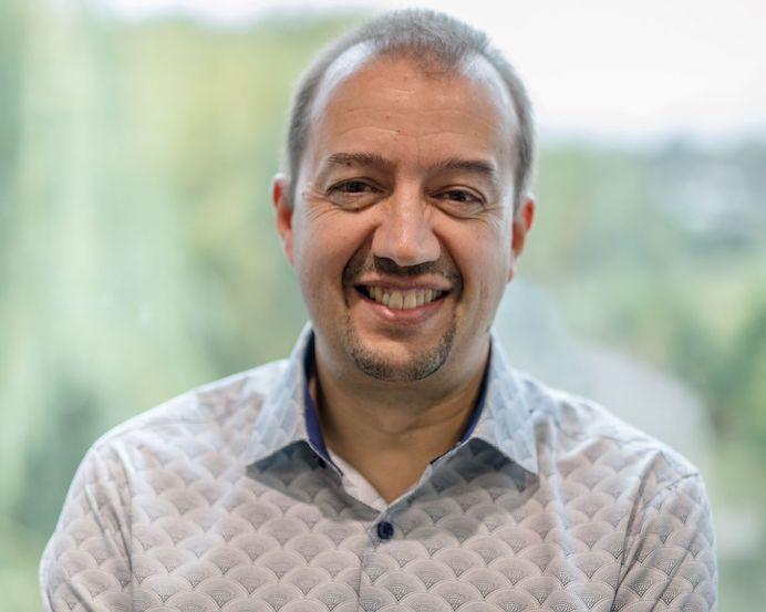 Steve Harris, director ejecutivo de Mindtech