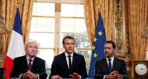 Macron firma una controvertida ley antiterrorista en Francia