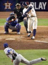 Relevistas de Astros y Dodgers, agotados en Serie Mundial