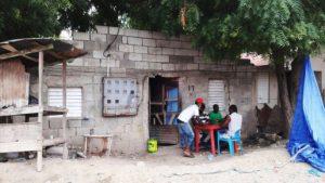 Haitiano no es enterrado a 4 días de su muerte