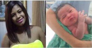 Muere profesora luego de nacer su primer hijo