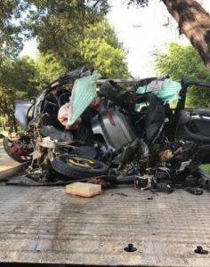 Muere en accidente de tránsito hijo dueño Adrián Tropical