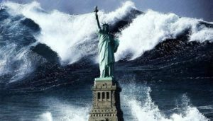 Emiten alerta de tsunami para Estados Unidos y Canadá