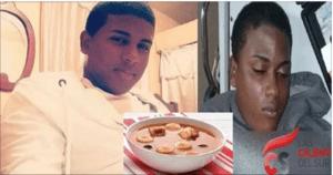 Muere joven tras haber comido habichuelas con dulce en casa de la novia