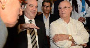 Acuerdo entre Hipólito y Abinader llevaría al Senador Paliza a la presidencia del PRM