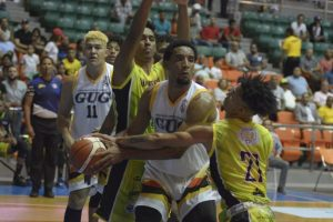 GUG derroto 83-75 a Cupes