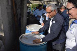 MSP se moviliza en Santiago contra dengue; interviene más de doce sectores.