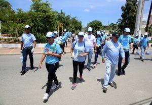 MICM realiza con éxito segunda jornada contra el dengue en Santiago Rodríguez, Dajabón y Montecristi