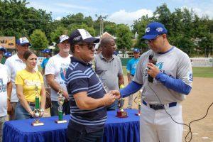 Los Pichones de Los Cerritos campeones del primer clásico de Softbol Hermanos Frías dedicado a Miguel Gutiérrez