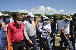 Director ejecutivo del INDRHI anuncia licitación para trabajos de complementación de la presa La Piña en Dajabón