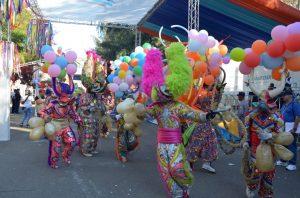 """Medios Unidos del Cibao mantendrá viva festividad y espíritu del carnaval con la propuesta televisiva """"Santiago Ciudad Carnaval""""."""