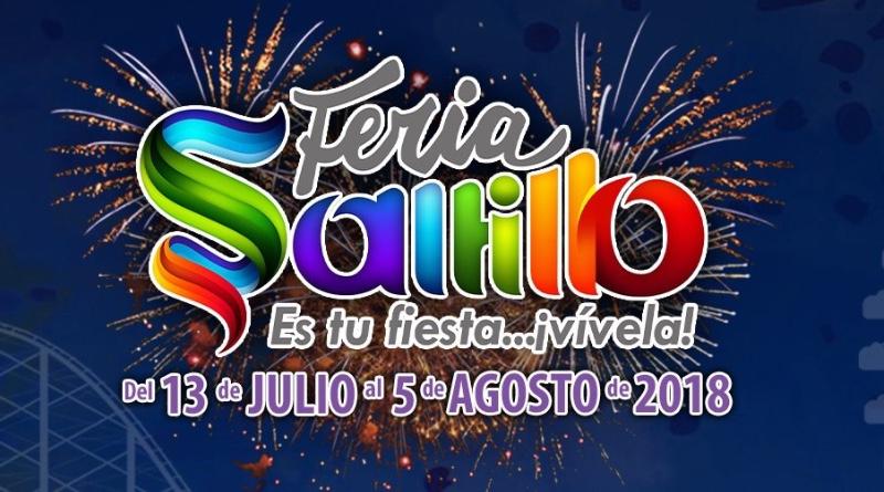 Checa la cartelera de la Expo Feria Saltillo 2018