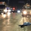 Muere peatón atropellado por motociclista