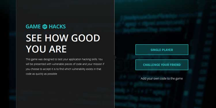 game-of-hacks