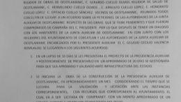 Tras acuerdos liberan Palacio de Coxcatlán