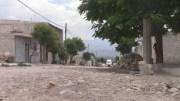 Calle Orquídea en Colonia San Miguel