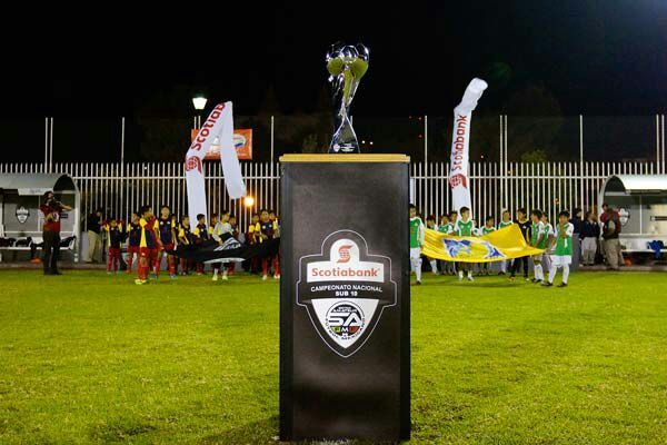 Proxima eliminatoria del campeonato de fútbol en Tehaucan.