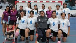 Equipo Handball Sala Del Estado De Puebla