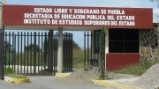Maleantes asaltaron el Instituto de Estudios Superiores del Estado