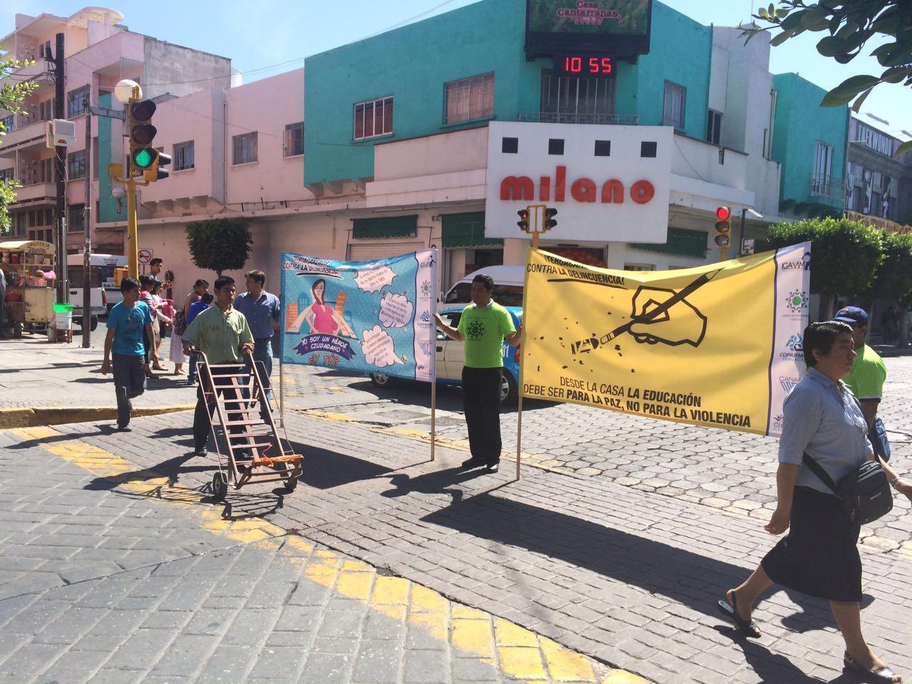 Promueve Coparmex, mesa de justicia para denuncia ciudadana