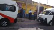 Combis colectivas protagonizaron choque en Avenida de la Juventud