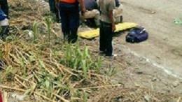 Tres accidentes en carrera de motos de Acoquiaco, no hubo seguridad adecuada