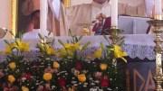 Norberto Rivera celebra en Tehuacán su 50 aniversario sacerdotal