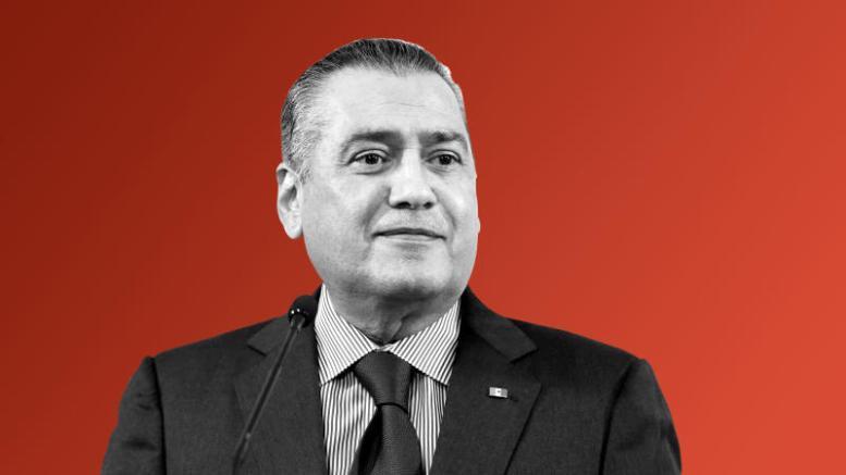 Manilo Fabio Beltrones abandona la dirigencia nacional del PRI