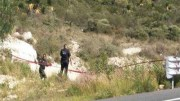 Encuentran un hombre degollado, sobre la autopista