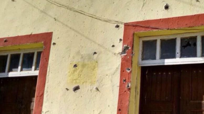 La balacera en Cañada dejó un lesionado de gravedad