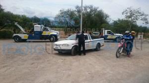 Operativo policíaco en Tehuacán