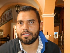 Abraham Aguilar Sánchez, Regidor de Gobernación