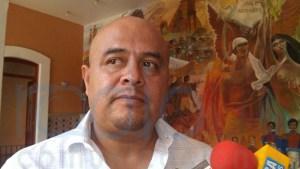 Pioquinto Apolinar, regidor de servicios municipales