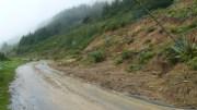 Lluvias generan afectaciones en caminos de Santa Catarina Otzolotepec