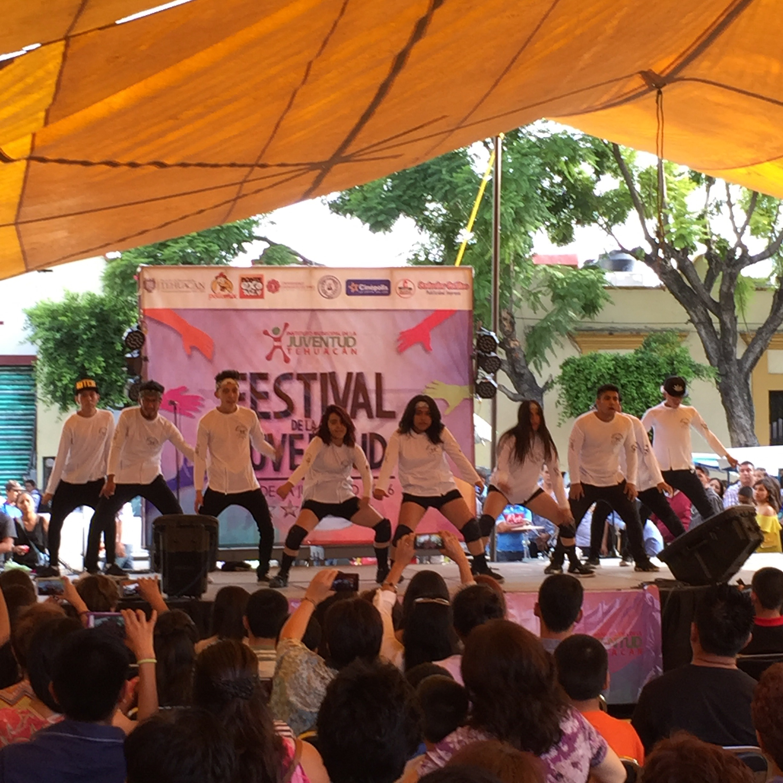 Termina Festival de la Juventud