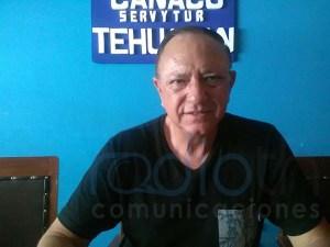 Manuel Domínguez, presidente de Canaco