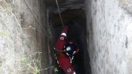 Un hombre muere dentro de un pozo de agua